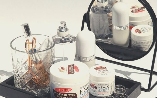 Streamline your beauty routine with Palmer's