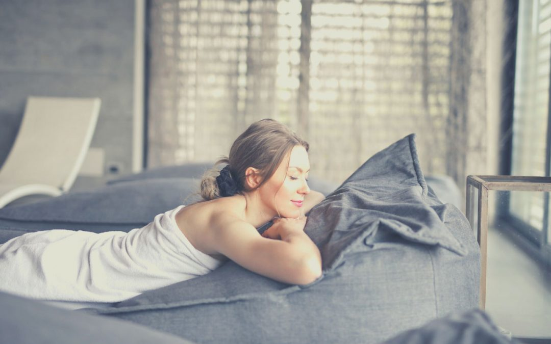 Grab a little quiet time – all in the name of anti-ageing